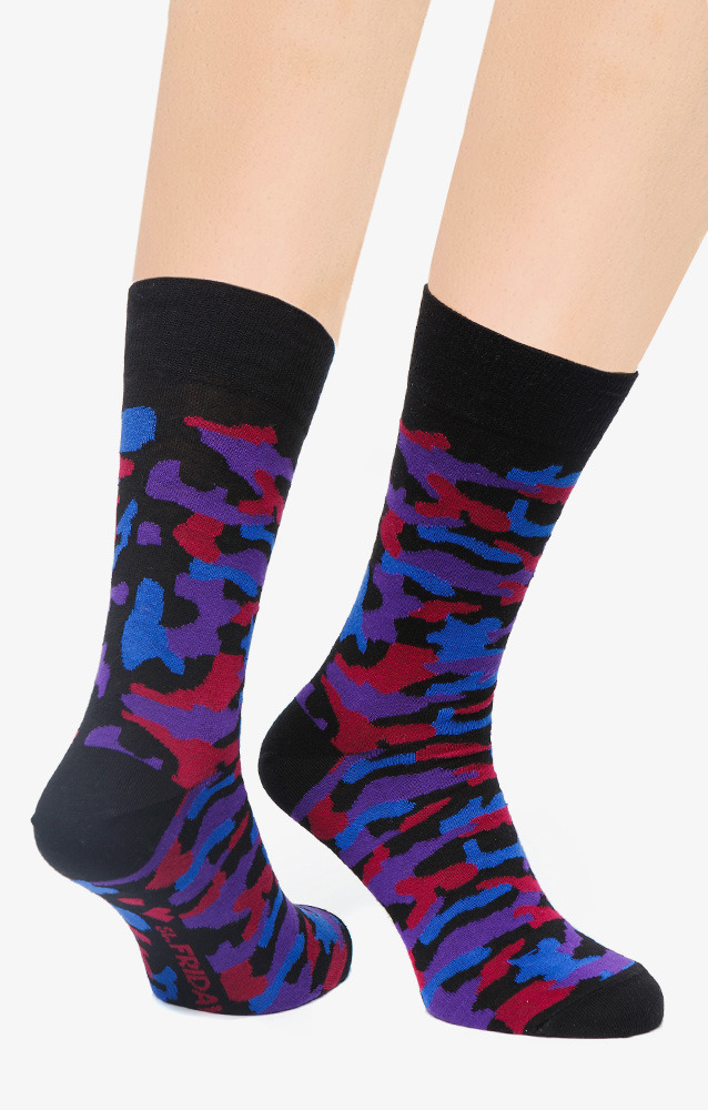Носки Черные St.Friday Socks от Trends Brands