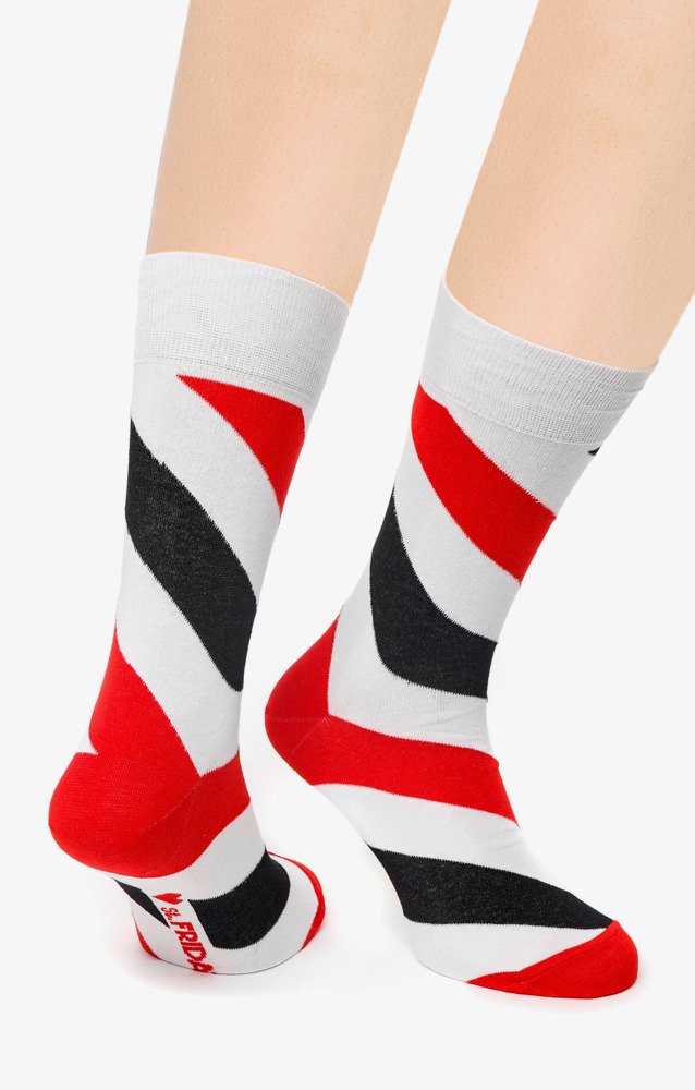 Носки Белые St.Friday Socks от Trends Brands