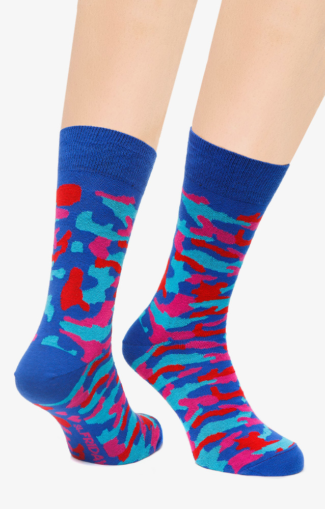 Носки Синие St.Friday Socks от Trends Brands
